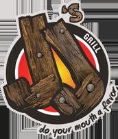 JJ's Grill Logo